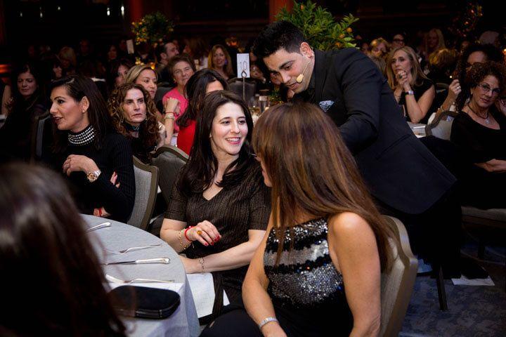 קוסם מומלץ למבוגרים בתל אביב